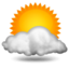 haze    Sunny intervals
