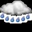 Зливовий дощ Ясно